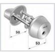 Цилиндр CY001T, HA (кл/защ)(30,5)
