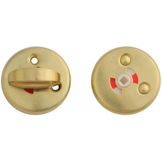 Завертка Scalen 0360 матовое золото