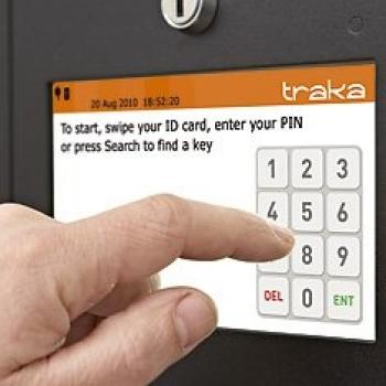 Автономная система управления ключами Traka Touch