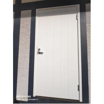 Фото Очерк АТ №1 двери Бейсик с замком АSSA 8765