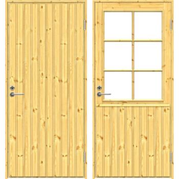 Фото Очерк АТ №2 двери Mokki с замком АSSA 565