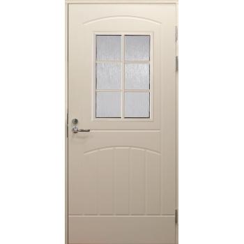 Входная дверь JELD-WEN F2000 W71 белая