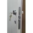 Дверь входная EDUX Lahti Erkki белая