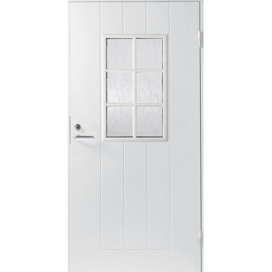 Входная дверь Jeld-Wen Basic 015 белая