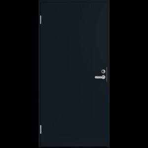 Входная дверь Jeld-Wen Basic 010 тёмно-серая