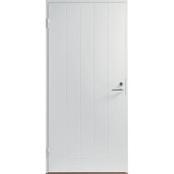 Входная дверь Jeld-Wen Basic 010 белая