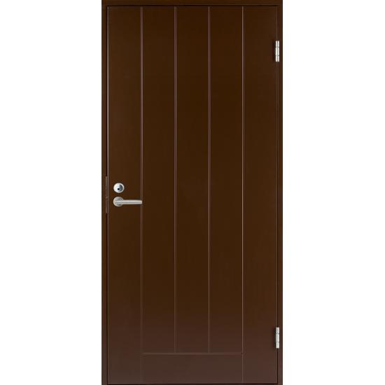 Входная дверь Jeld-Wen Basic 010 коричневая
