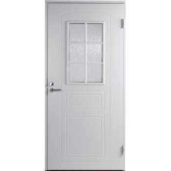 Входная дверь Jeld-Wen Basic 020 белая