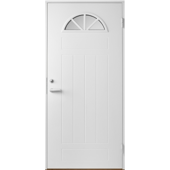 Входная дверь Jeld-Wen Basic 050 белая