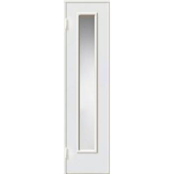 Створка открывающаяся с остеклением W69, для окрашенных дверей, матовое или декоративное стекло
