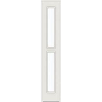 Стационарная боковая створка с остеклением W02 для окрашенных дверей, со стеклом Cotswold