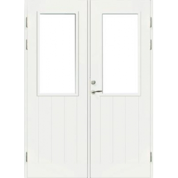 Входная террасная дверь Jeld-Wen PO1894 W12, двустворчатая