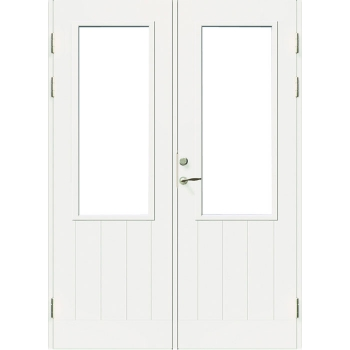 Входная террасная дверь Jeld-Wen PO1894 W14, двустворчатая