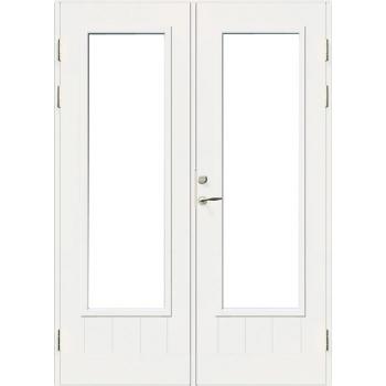 Входная террасная дверь Jeld-Wen PO1894 W18, двухстворчатая