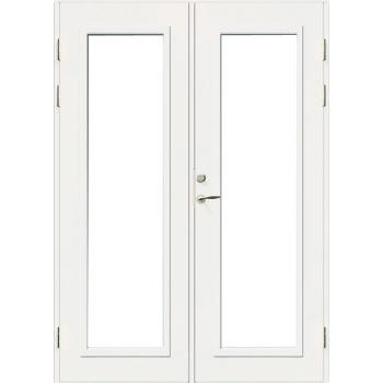 Входная террасная дверь Jeld-Wen PO1894 W20, двустворчатая