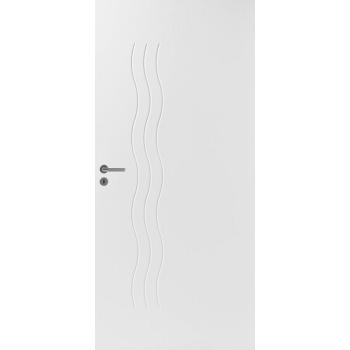 Дверь легкая щитовая Laine Easy Effect для ванной комнаты