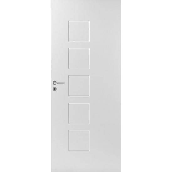 Дверь легкая щитовая Polku Easy Effect для ванной комнаты
