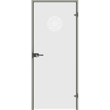Дверь для ванной комнаты Spa Ornament Plus