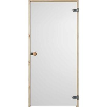 Дверь для сауны с круглой ручкой Satiini