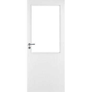 Дверь белая гладкая Jeld-Wen