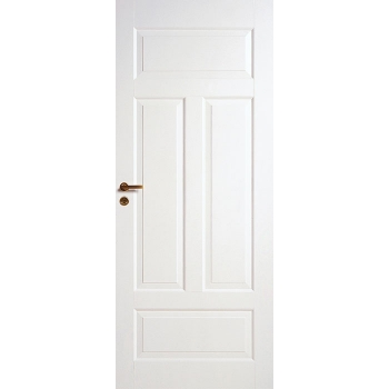 Дверь звукоизоляционная SOUND 41 dB белая окрашенная JELD-WEN