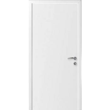 Дверь KAPELLI classic monocolor гладкая, белая