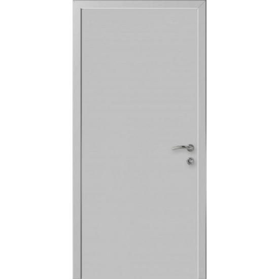 Дверь KAPELLI classic monocolor гладкая, RAL 7035