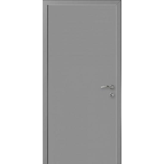 Дверь KAPELLI classic monocolor гладкая, RAL 7040