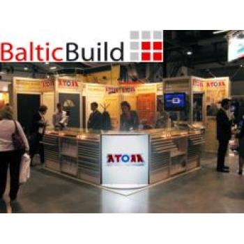 Фото Компания АТОЛЛ на выставке BALTIC BUILD