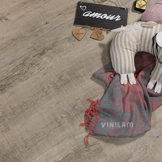 Виниловый пол Vinilam Дуб Эссен, арт. 61222