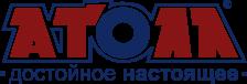Логотип АТОЛЛ